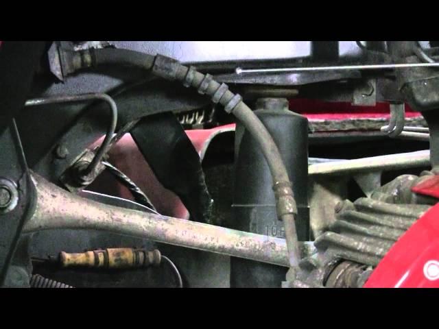 C4 Corvette Cutaway Brake Hoses
