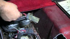 C4 Corvette Cutaway ABS Relay