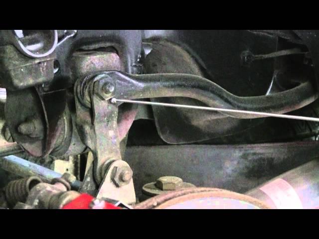 C4 Corvette Cutaway Sway Bar Bushings