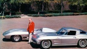 The Story Behind the 1963 Split-Window Corvette