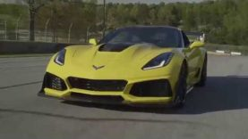 Car and Driver We Drive the 755-HP 2019 Chevrolet Corvette ZR1!