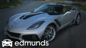 Edmunds First Drive in the 2019 Chevrolet Corvette ZR1
