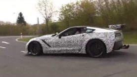 THIS IS THE SOUND OF THE NEW 2019 CORVETTE ZR1