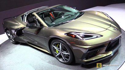 2020 Chevrolet Corvette C8 – Exterior Interior Walkaround – 2019 Dubai Motor Show