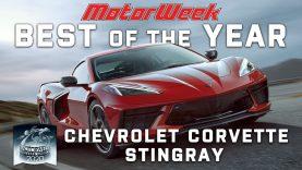 MotorWeek Drivers' Choice Car of the Year   2020 Chevrolet Corvette Stingray