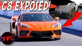 The 2020 Corvette Started Life as A Mid-Engine PICKUP TRUCK!