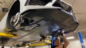 Installing Z51 Accessories on A 2020 C8 Corvette
