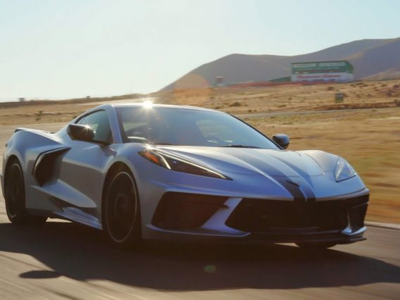 2020 Chevrolet Corvette Stingray Z51 | Tire Rack Hot Lap
